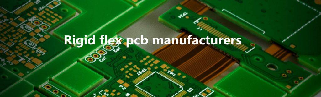 rigid-flex pcb manufacturers